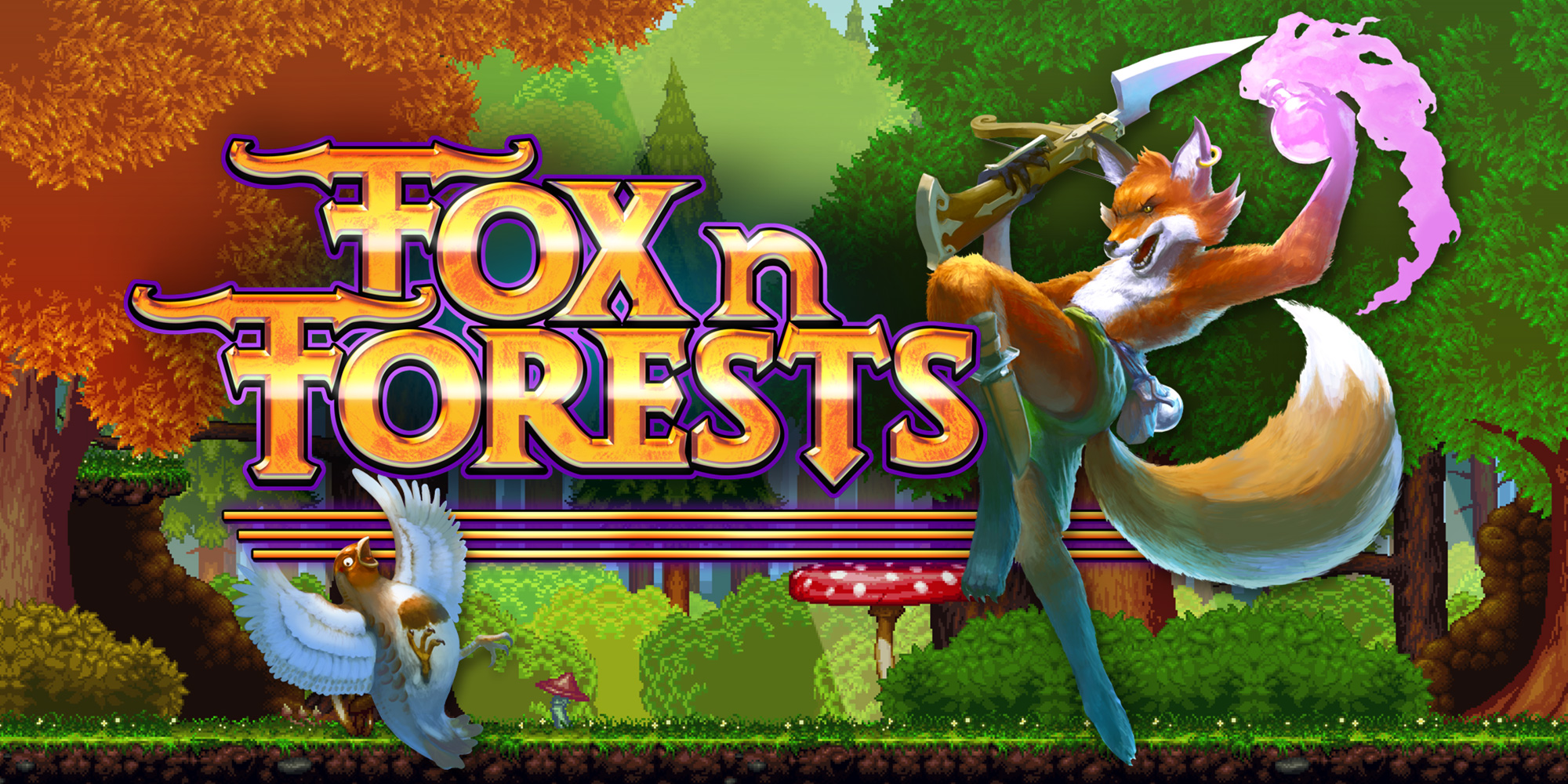Read more about the article Fox n' Forests – Switch Review