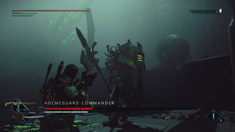 immortal unchained PS4 3