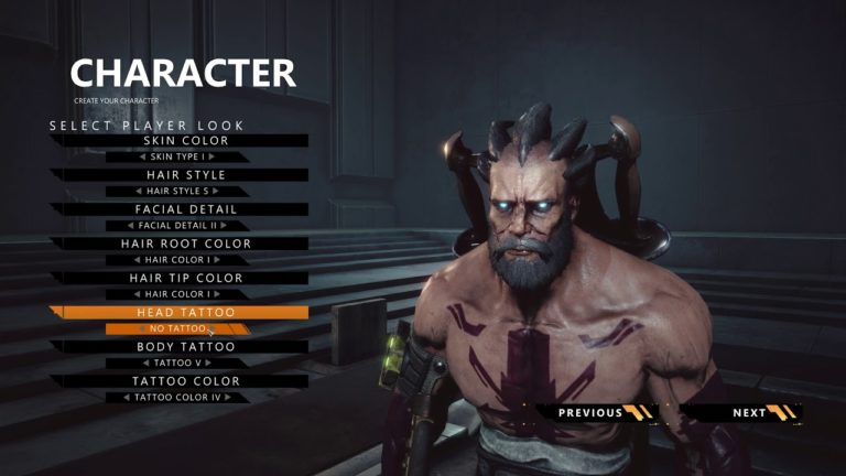 immortal unchained PS4 4