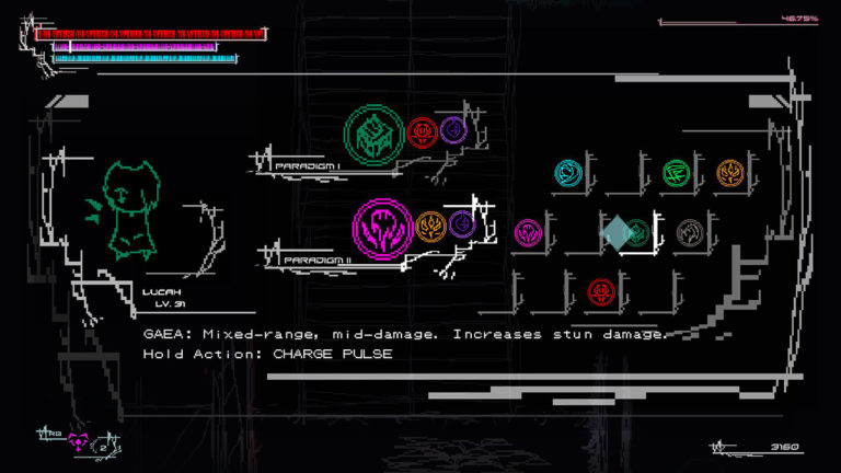 Lucah Born Of A Dream review [ps4] customise