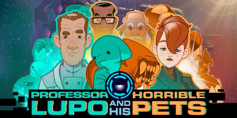 Professor Lupo and His Horrible pets Review [PC]