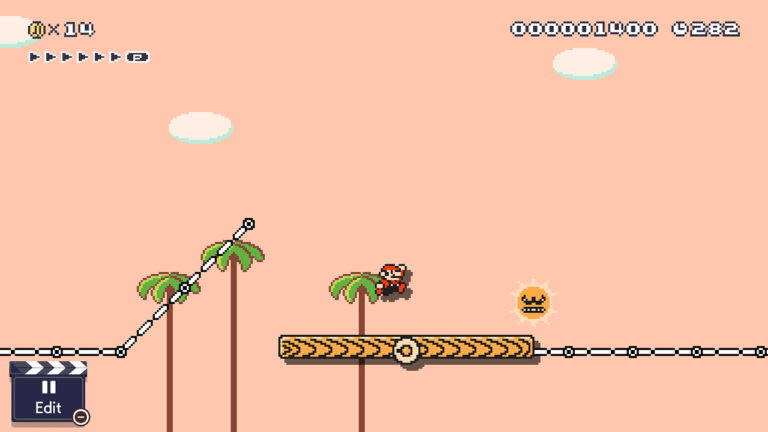 Super Mario Maker 2 review sun