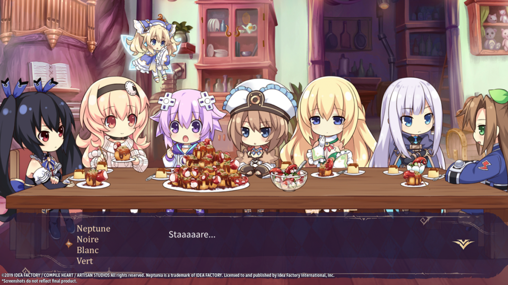 Super Neptunia RPG Review [ps4] chat