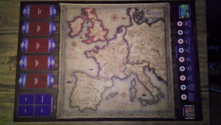 Crusader kings review board