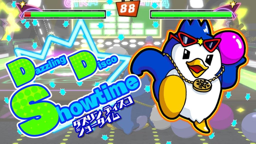 Penguin Wars review [switch] disco time
