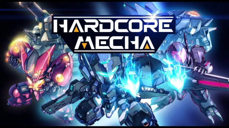 Hardcore Mecha Review [PS4] (JP)