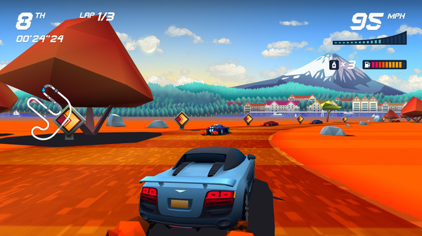 horizon chase turbo review dirt