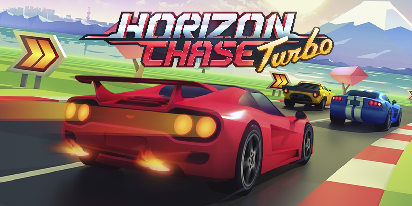 Read more about the article Horizon Chase Turbo Review [Switch]