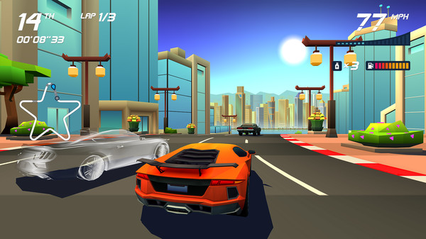 horizon chase turbo review ghost