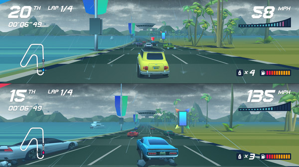 horizon chase turbo review splitscreen