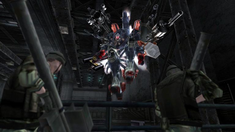 metal wolf chaos XD guns