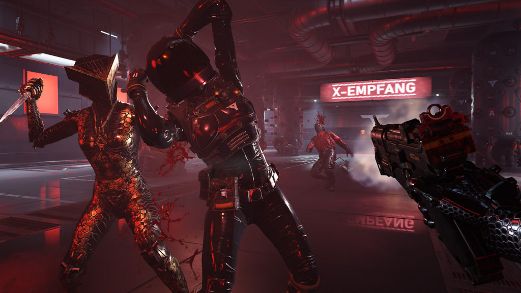 wolfenstein youngblood review backstab