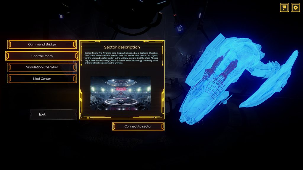 Lightstep Chronicles review ship