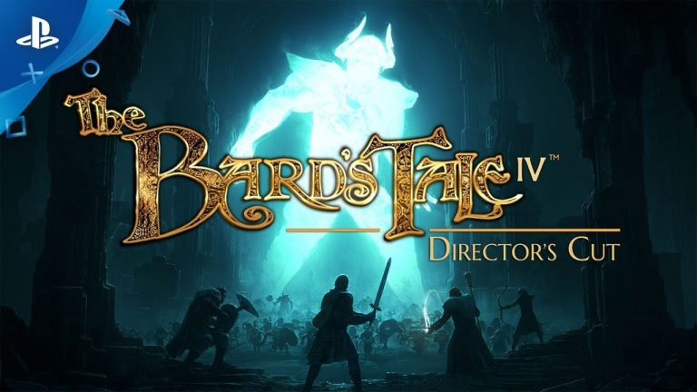 The Bards Tale IV Director's Cut Review [PS4]