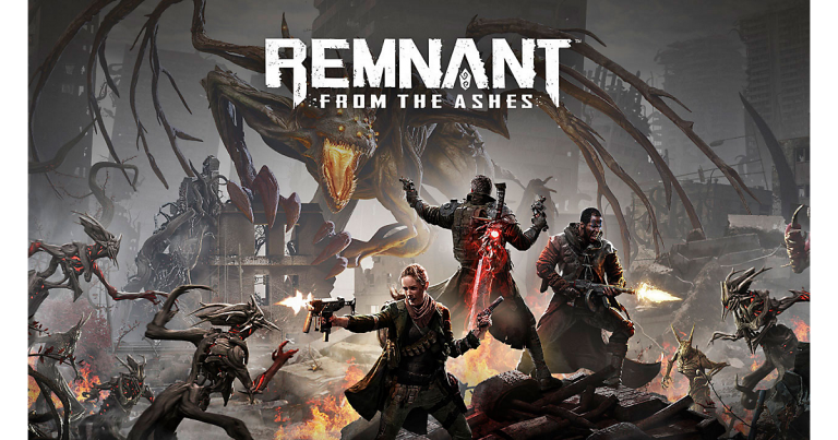 Remnant From The Ashes Review [PS4]