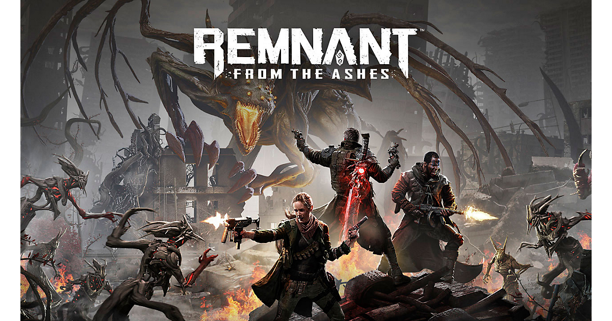 Read more about the article Remnant From The Ashes Review [PS4]