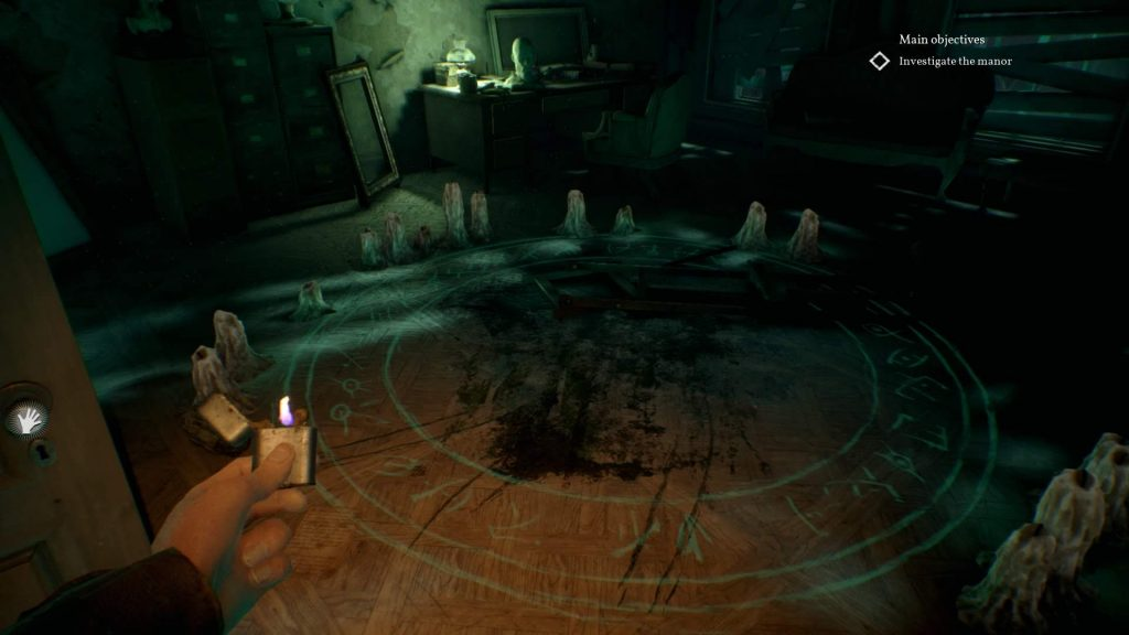 Call of Cthulhu review summon circle