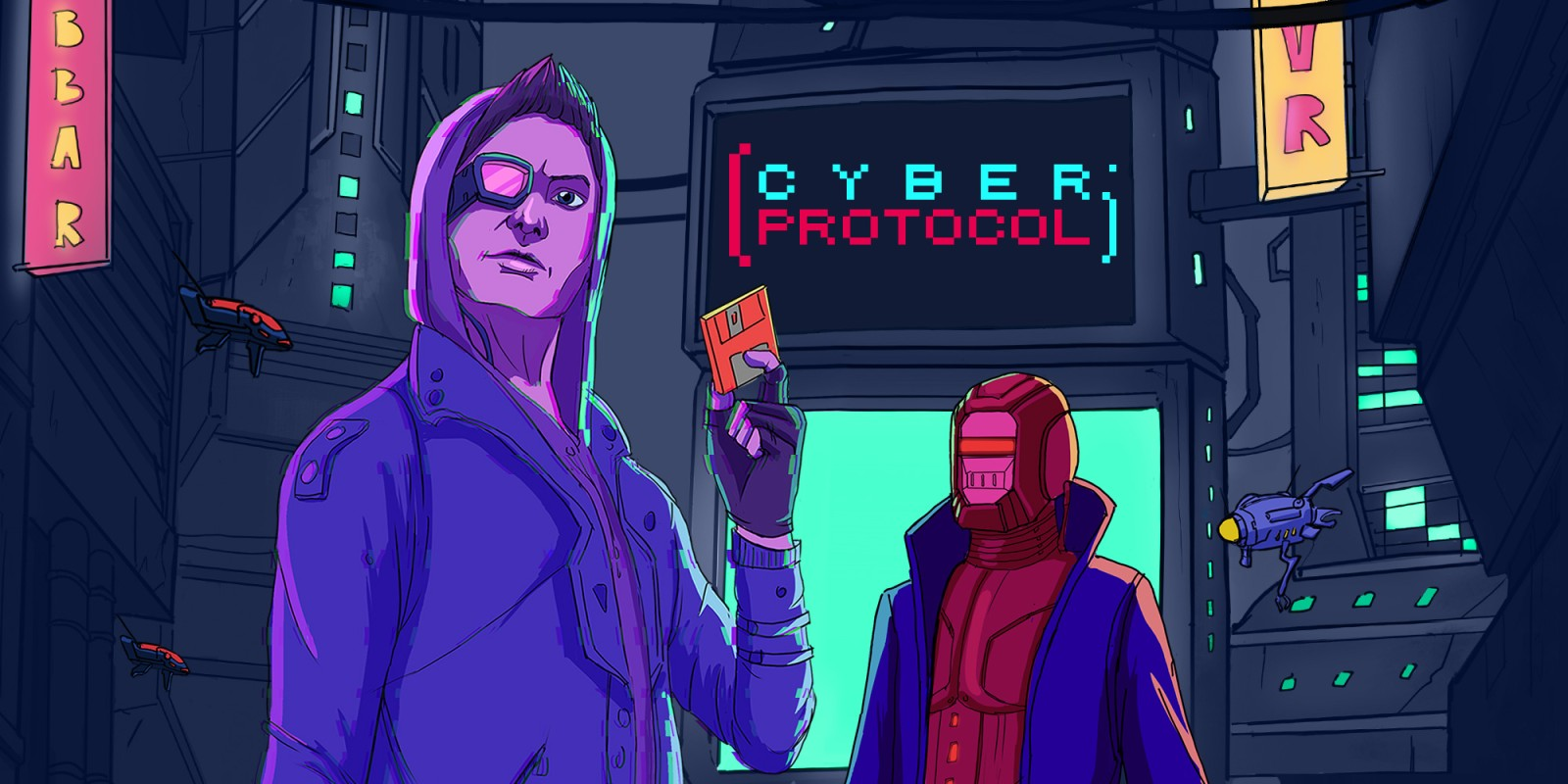 Read more about the article Cyber Protocol Review [Switch]