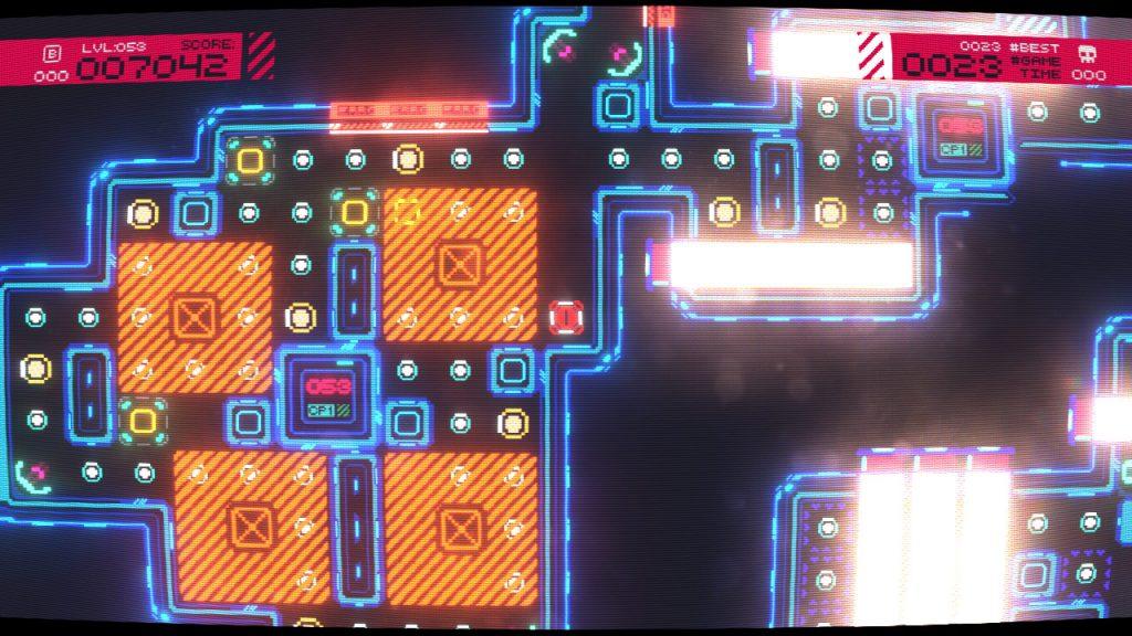 Cyber Protocol neon