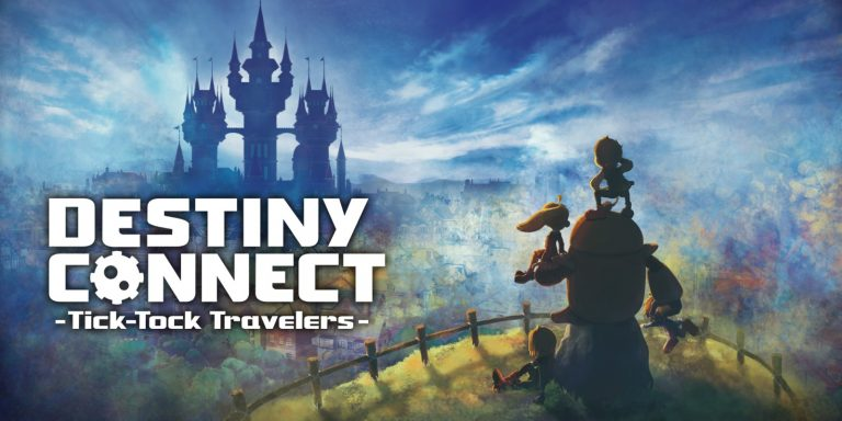 Destiny Connect: Tick-Tock Travelers Review [PS4]