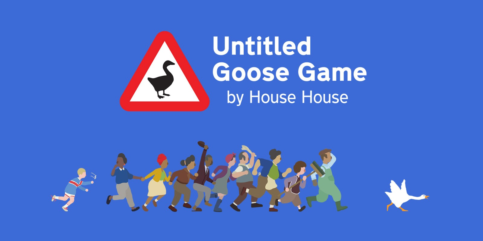 Read more about the article Untitled Goose Game Review [Switch]
