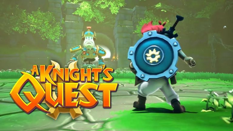 A Knight's Quest Review [PS4]