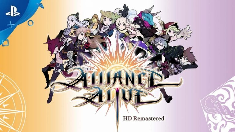 The Alliance Alive HD Remastered Review [PS4]