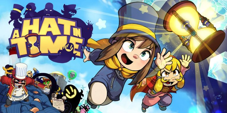 A Hat In Time Review [Switch]