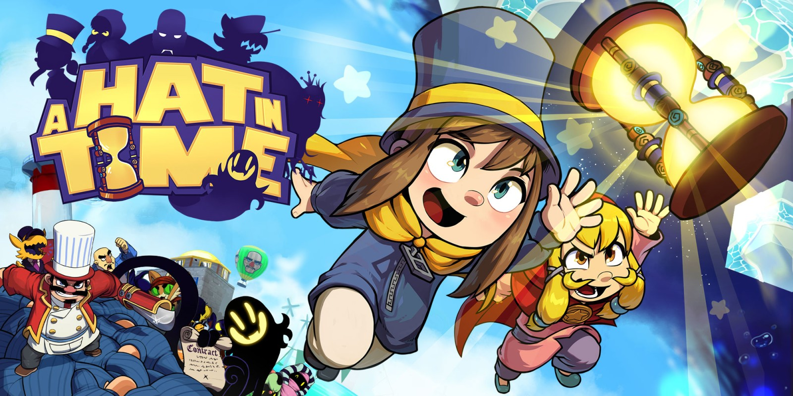 Read more about the article A Hat In Time Review [Switch]
