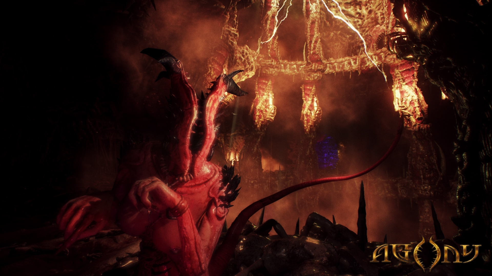 Read more about the article Agony Review [Switch]