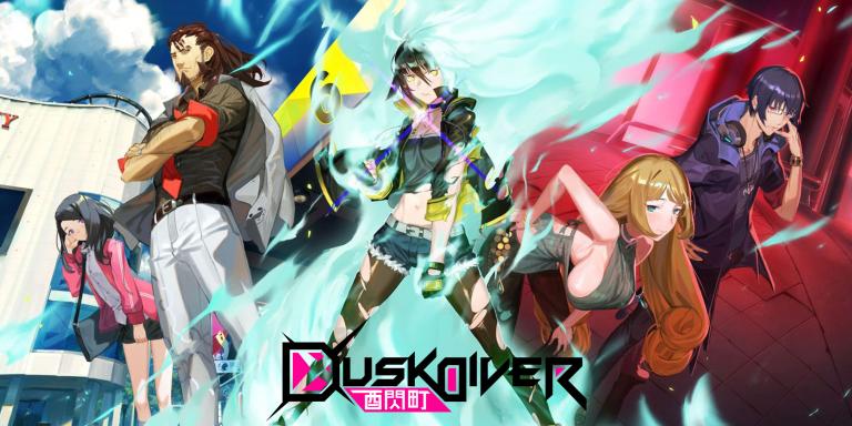 Dusk Diver Review [PS4]