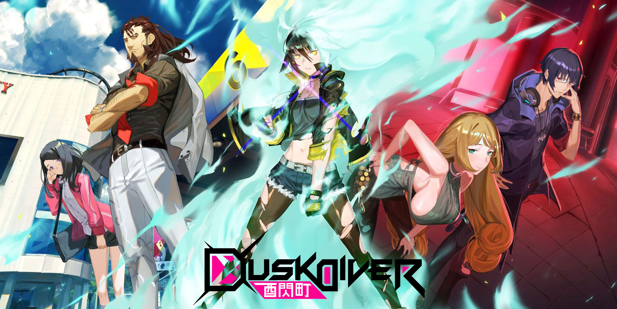 Read more about the article Dusk Diver Review [PS4]