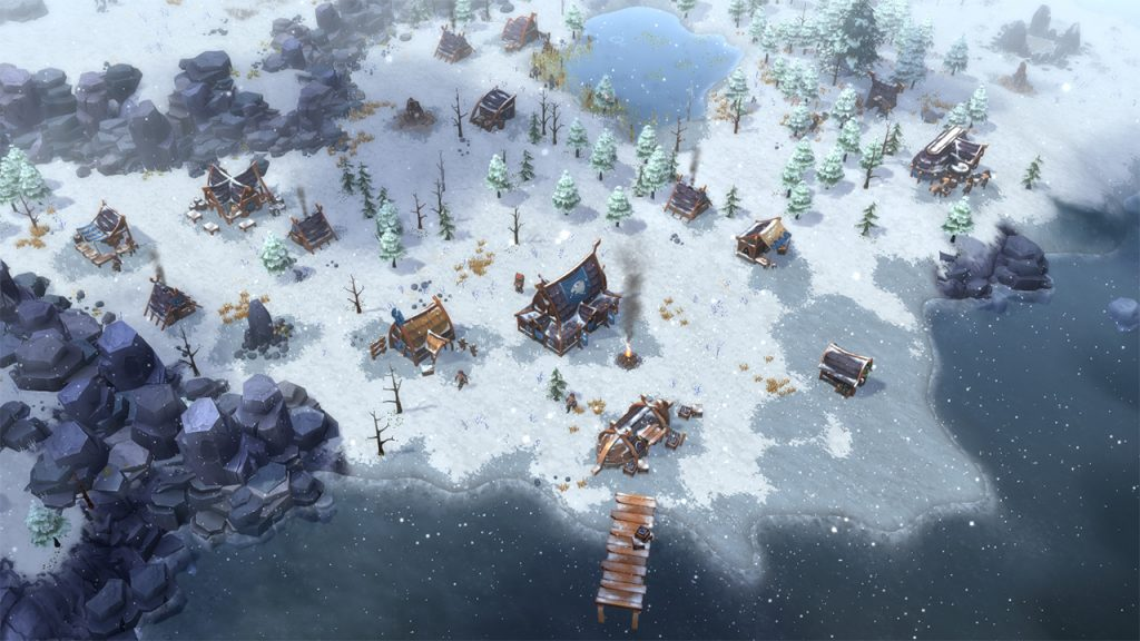Northgard settlement