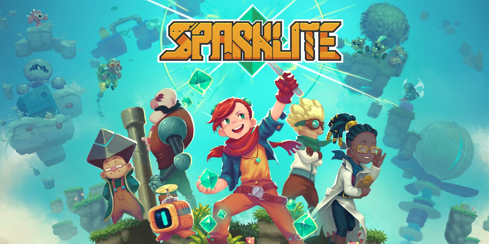 Read more about the article Sparklite Review [Switch]