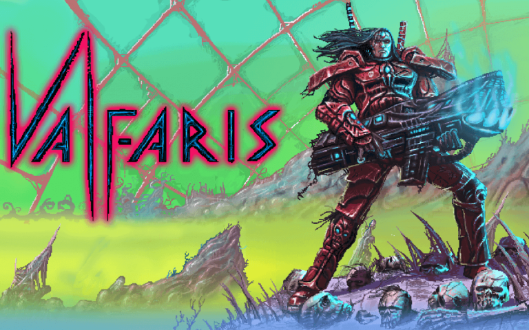 Valfaris Review [Switch]