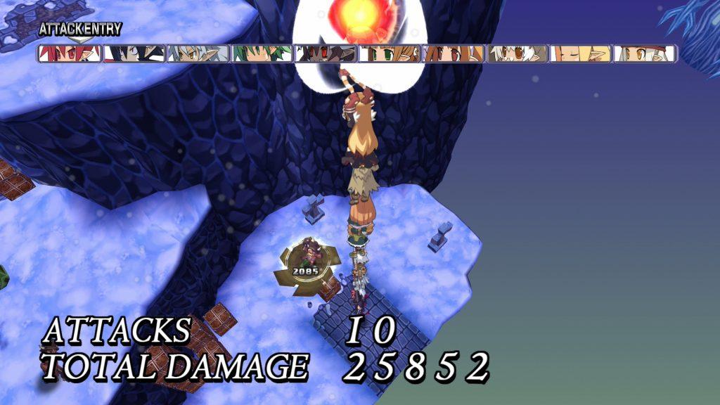disgaea 4 Complete + attack