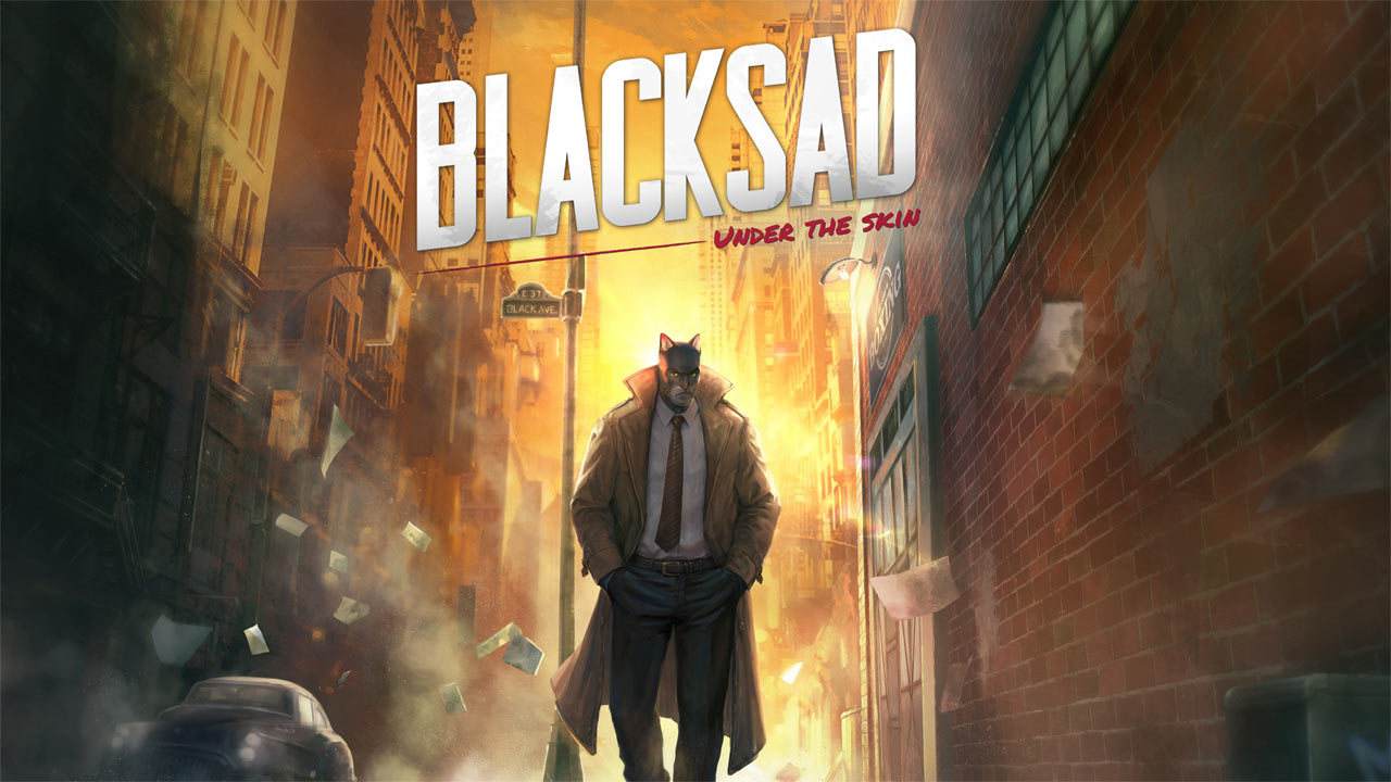 Read more about the article Blacksad: Under The Skin Review [switch]