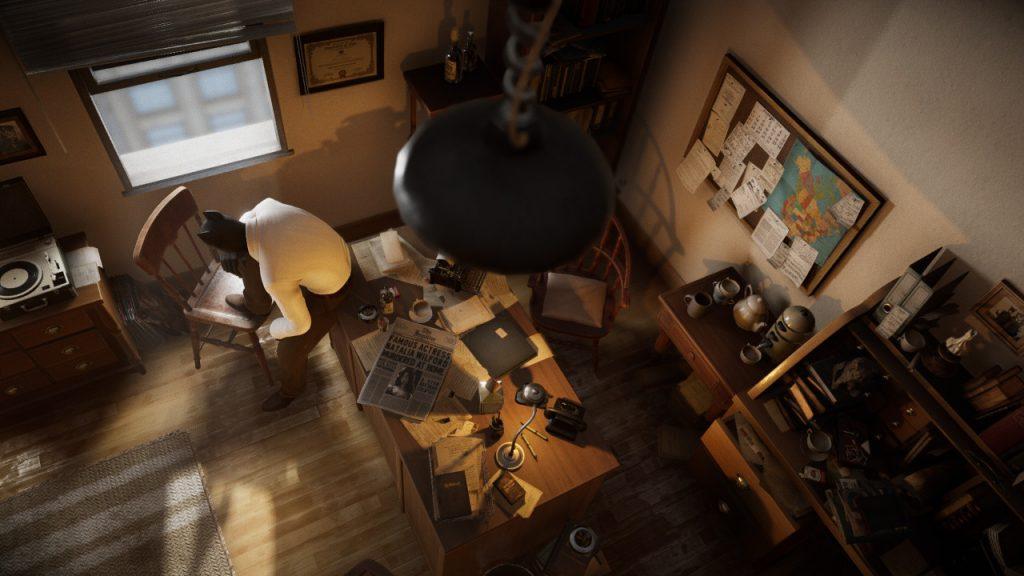 Blacksad office