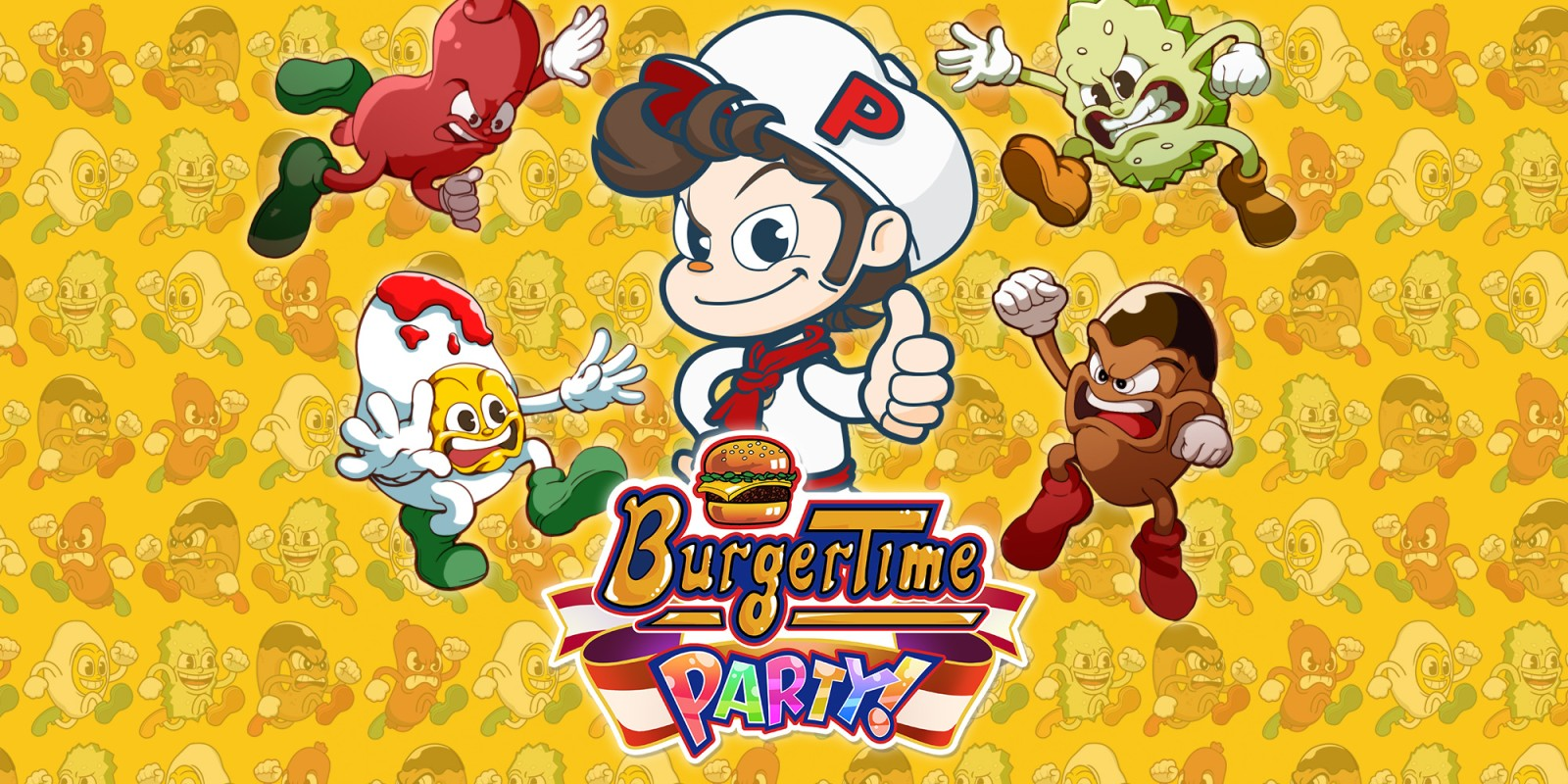 Read more about the article Burger Time Party Review [Switch]