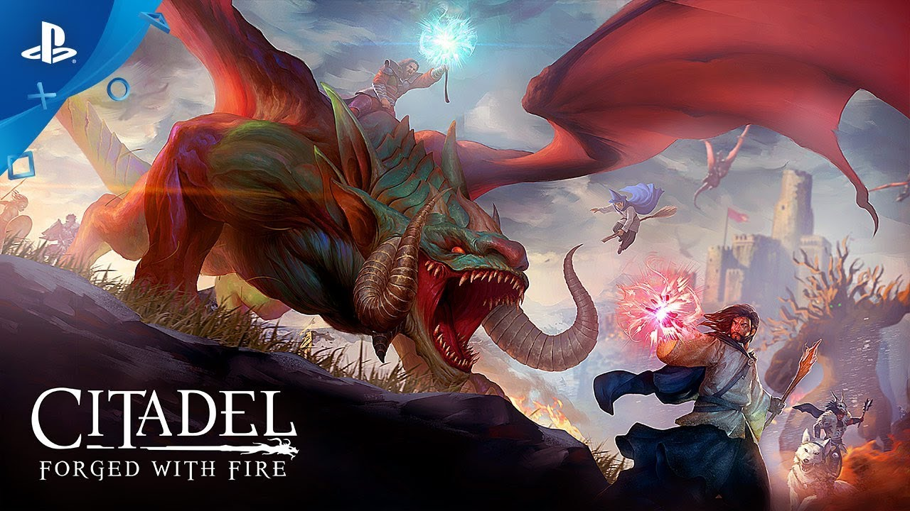 Read more about the article Citadel Forged With Fire Review [PS4]