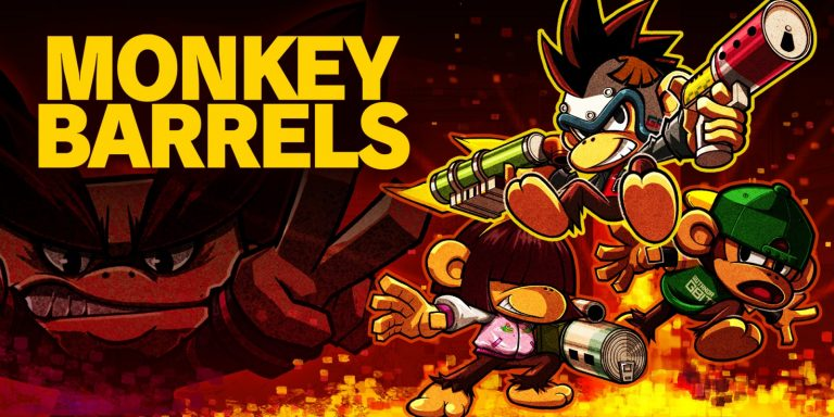 Monkey Barrels Review [Switch]