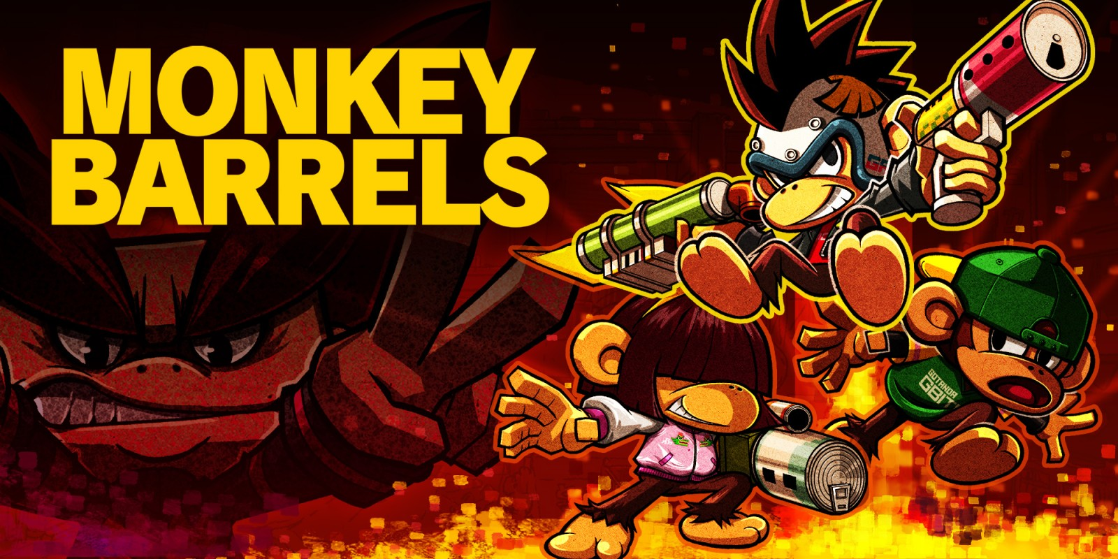 Read more about the article Monkey Barrels Review [Switch]