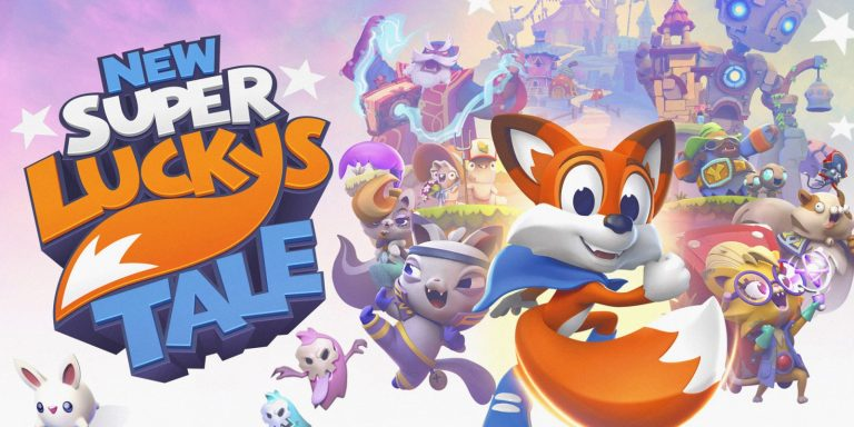 New Super Lucky's Tale Review [Switch]