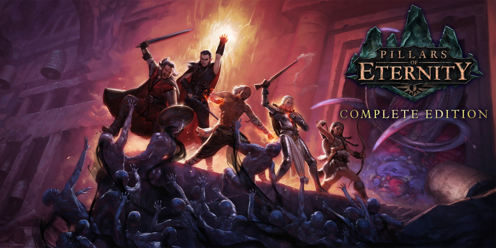 Read more about the article Pillars Of Eternity: Complete Edition Review [Switch]
