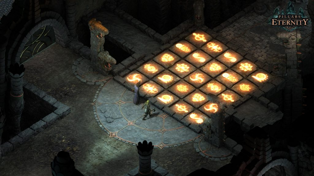Pillars of Eternity puzzle