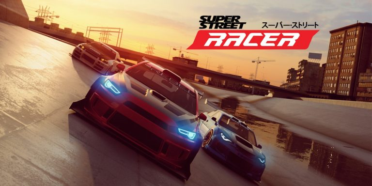 Super Street Racer Review [Switch]
