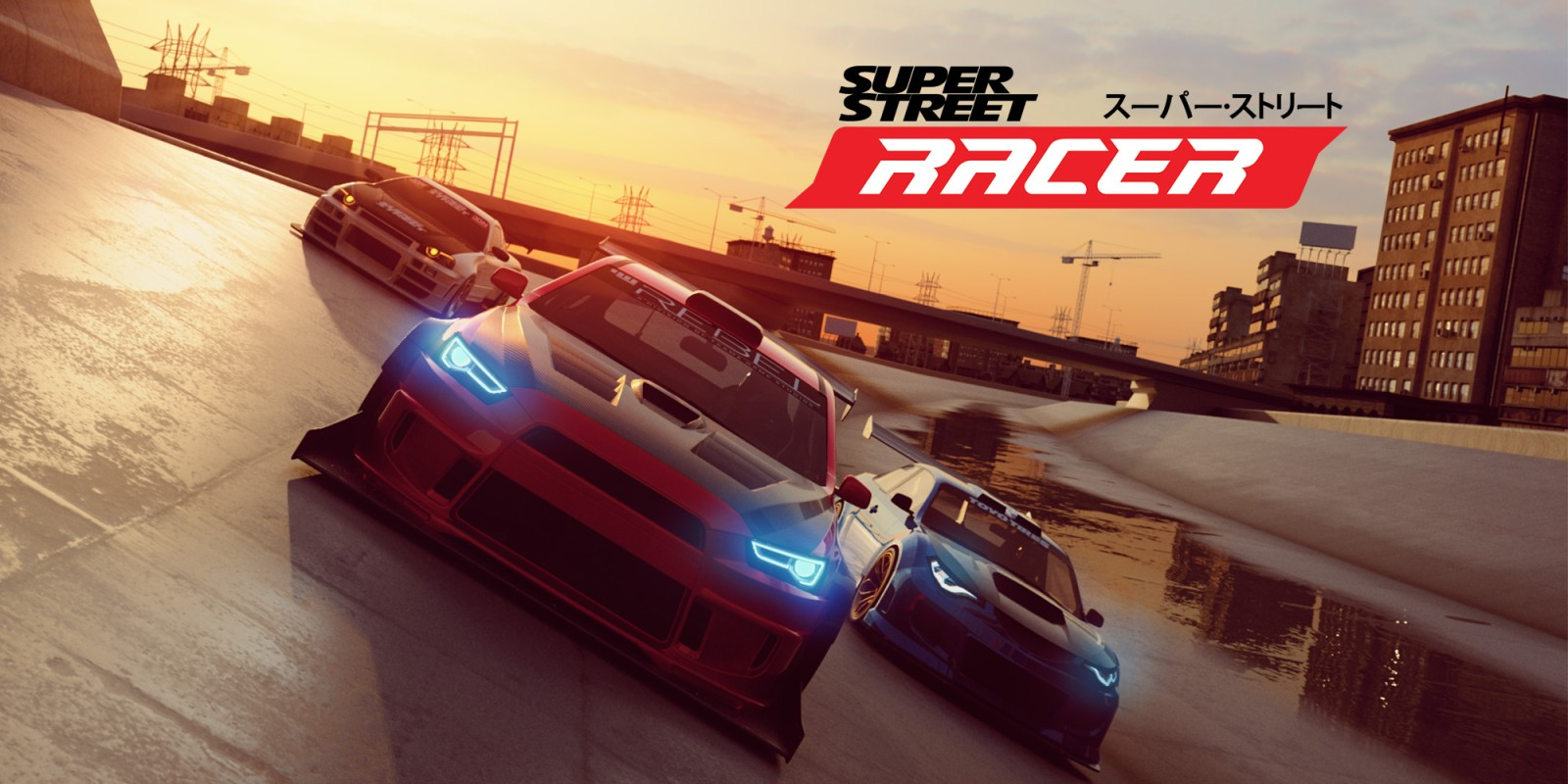 Read more about the article Super Street Racer Review [Switch]