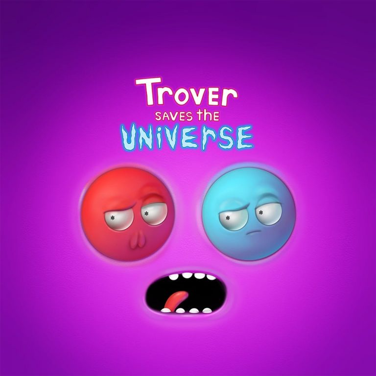 Trover Saves The Universe Review [Switch]