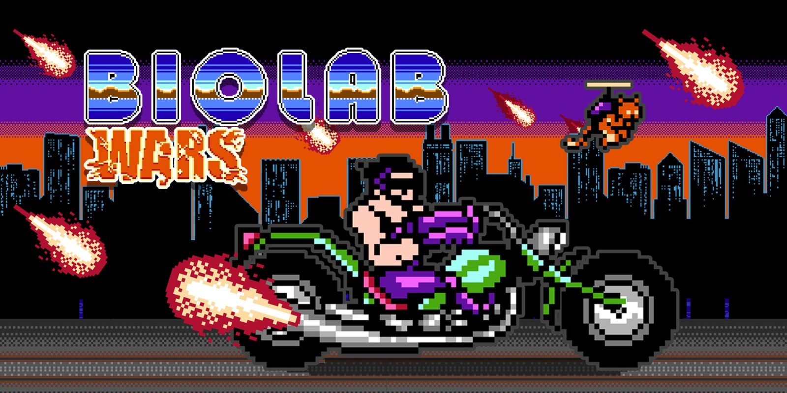 Read more about the article Biolab Wars Review [Switch]