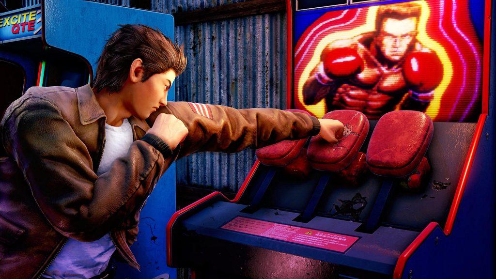 shenmue 3 arcade